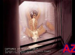 Hentai foundry de mulheres ficando cobertas de porra