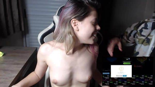 PAULA RODRIGUES pelada mostrando tudo no CS Strip