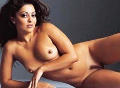Juliana Paes pelada em ensaio sensual fotográfico